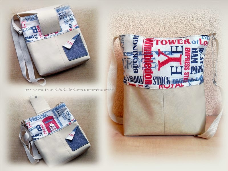 сумка из ткани своими руками