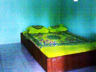 kamar tidur homestay kalimasada karimunjawa