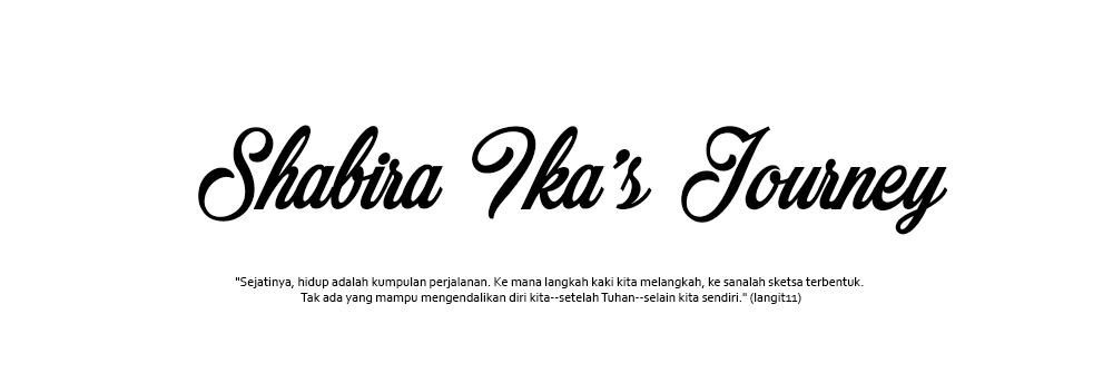 Shabira Ika's Journey