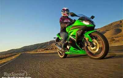 Gambar Kawasaki Ninja 300
