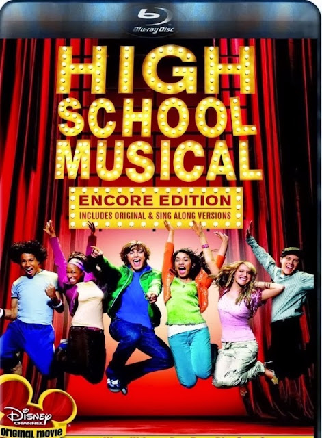 High School Musical 2006 Dual Audio Hindi-English 300mb BRRip 480p