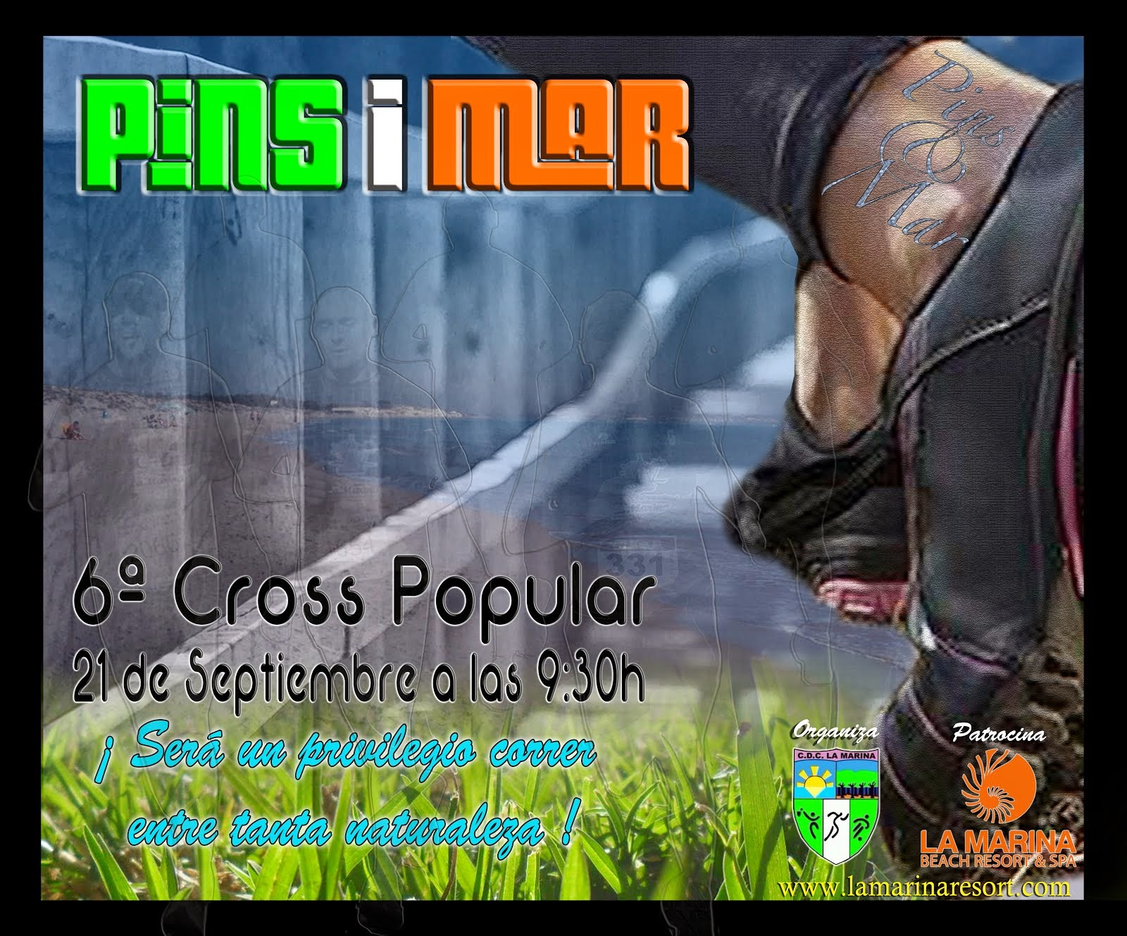 6º Cross Popular Pins i Mar 2014
