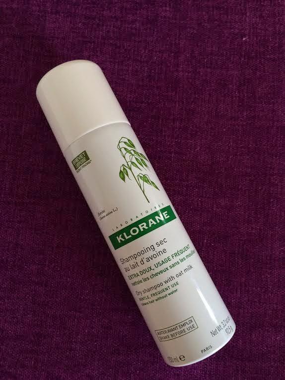 Klorane Oatmilk Gentle Dry Shampoo