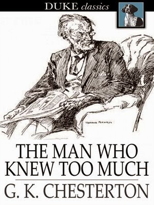 Chesterton Wrote A Number Of Mystery And Detective Stories Through His  Career. The Father Brown Stories Are Particularly Well Known. In My Own  Case, ...