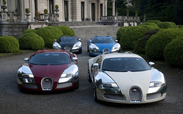 Bugatti Veyron Centenaire Cars