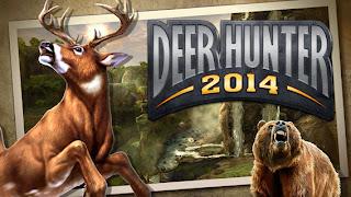 تحميل لعبة صيد الغزلان من أفضل الالعاب تقييماً لنظام أى او إس مجاناً 1.0.2 Deer Hunter 2014 iOS