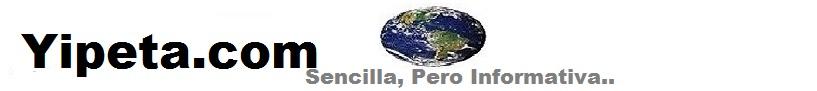 YIPETA.COM Sencilla, pero informativa, Sitio Web de Noticias Dominicanas y del Mundo