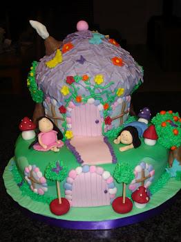 Cupcake Land cake