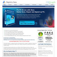 Registry Easy - Registry Cleaner for Windows Vista / XP