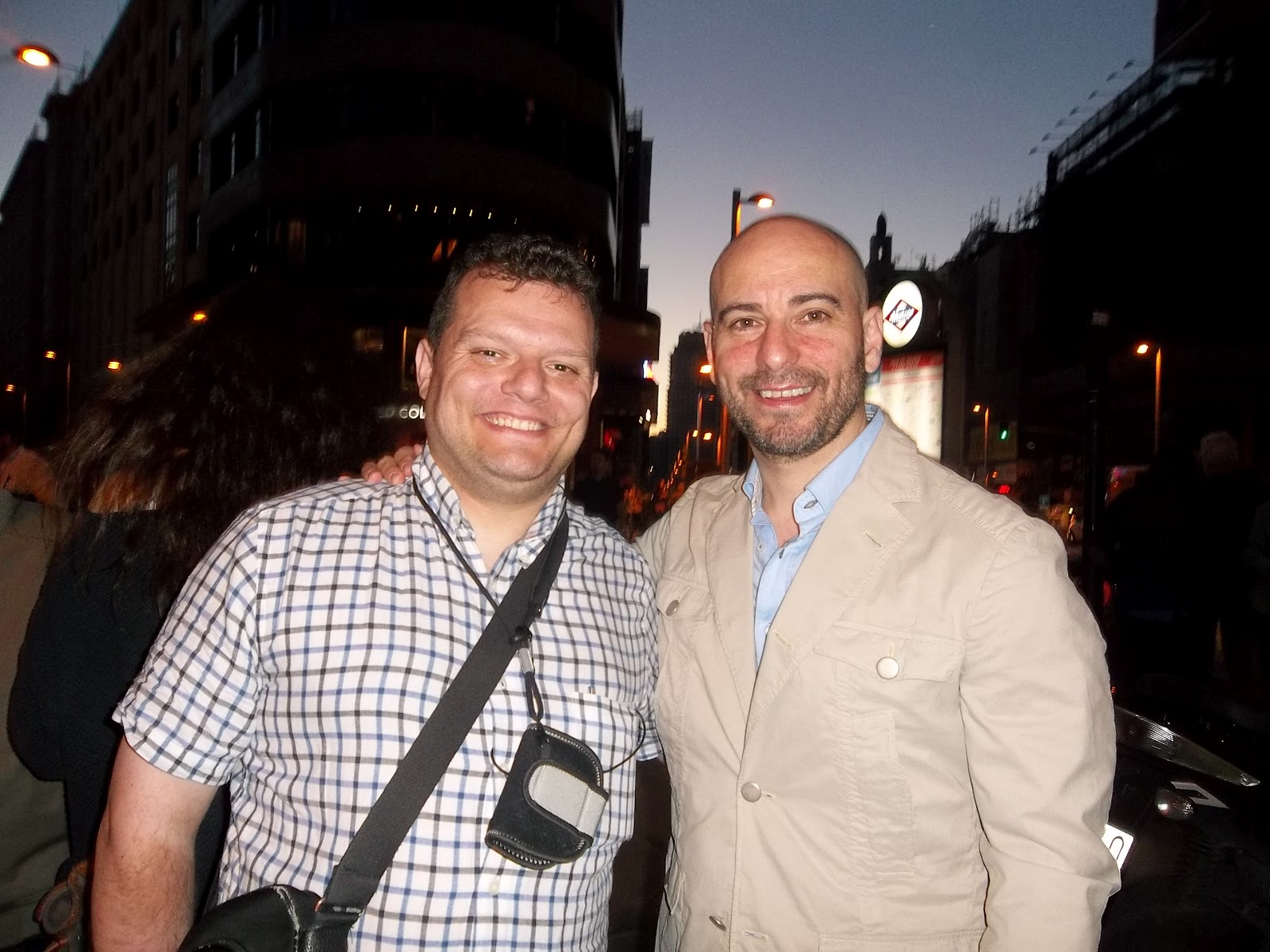 ¿Cuánto mide Jaime Ordóñez? (Actor) - Altura BERNI+Y+JAIME+ORDO%C3%91EZ