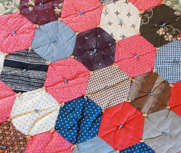 Shady Lady Quilt Pattern Pieced CZ