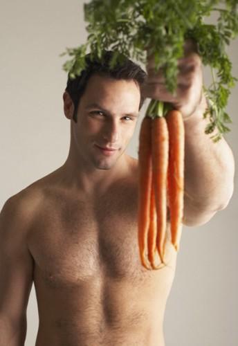 Vegetarianos mejores relaciones sexuales