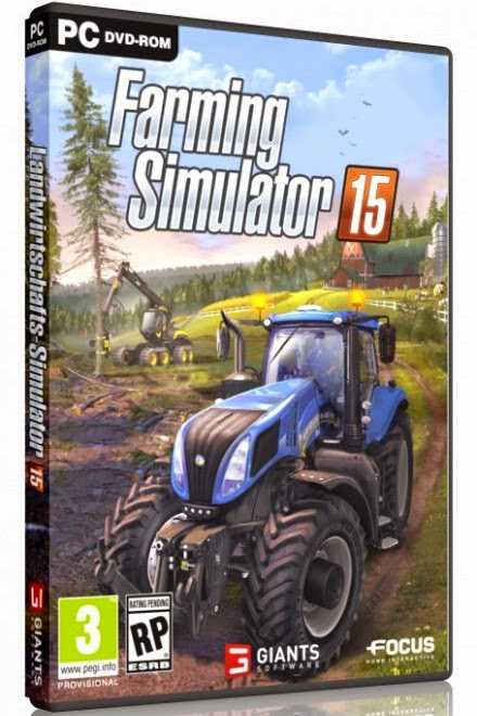 Farming Simulator 15 v1.1.0.0 http://jembersantri.blogspot.com Portable Cover Logo