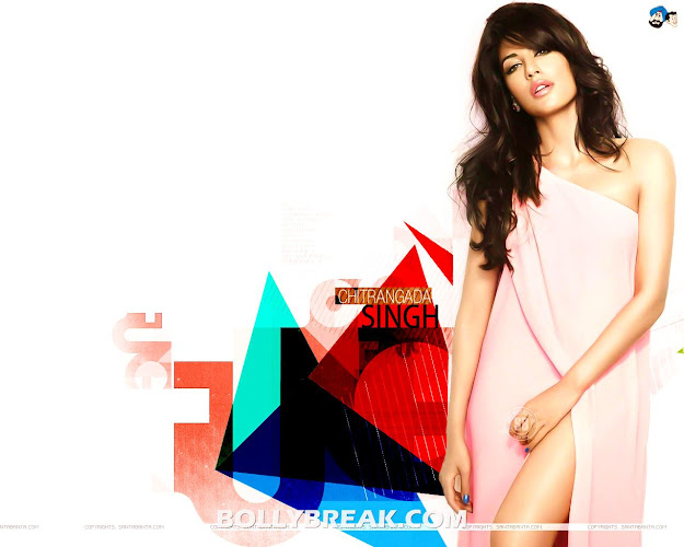 chitrangada singh HD Seductive Pose Wallpaper - chitrangada singh HD Wallpapers Santabanta.com - Latest