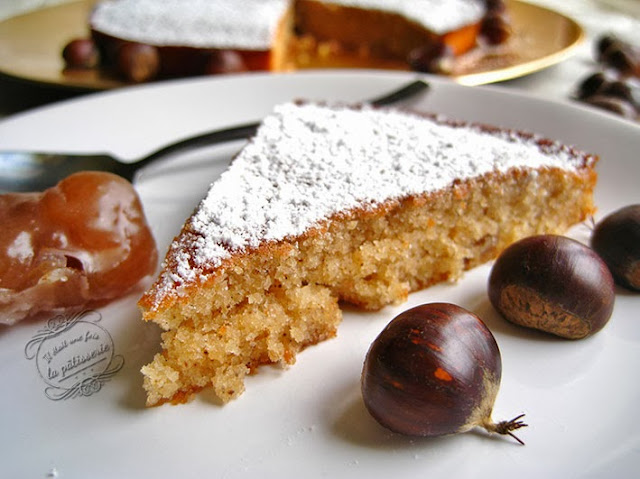 gateau marrons
