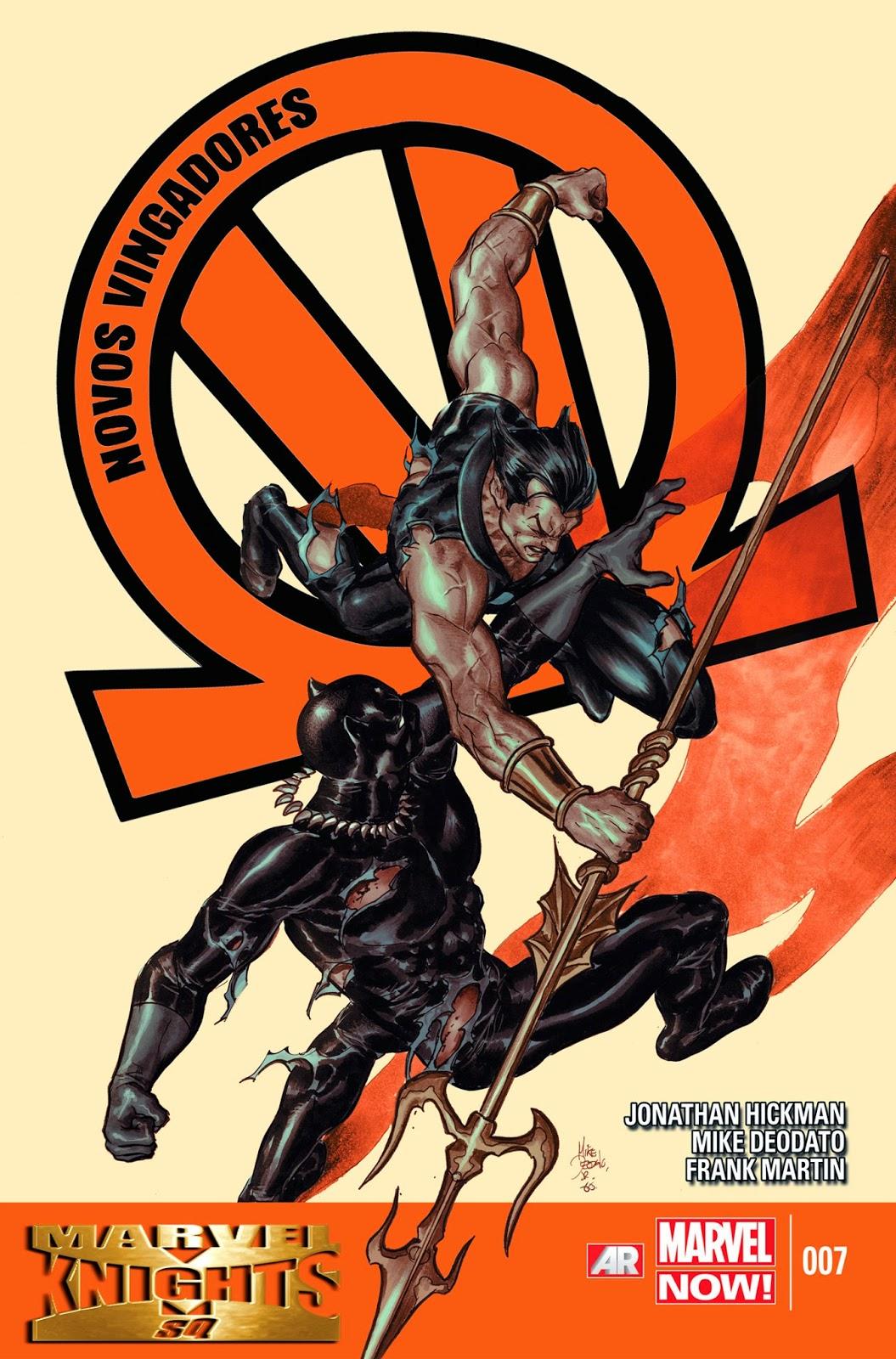 Nova Marvel! Os Novos Vingadores #7