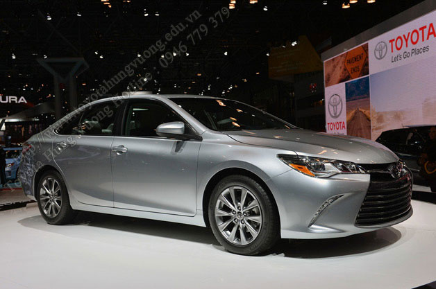 camry 2015 day phong cach