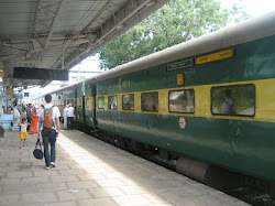 Details about Trains starts from Puducherry