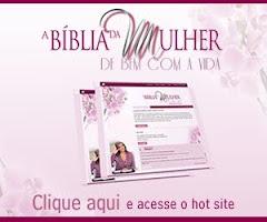Biblia da Mulher de Bem com a Vida