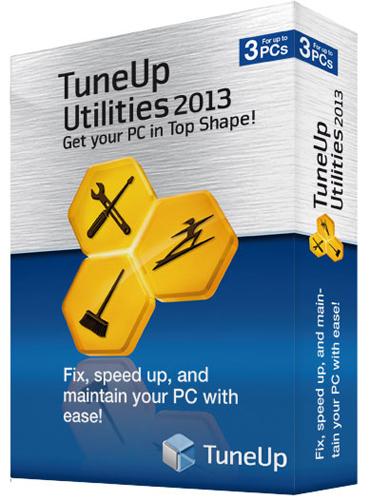 تحميل برنامج TuneUp Utilities 2013 لصيانة و تنظيف الويندز مجانا