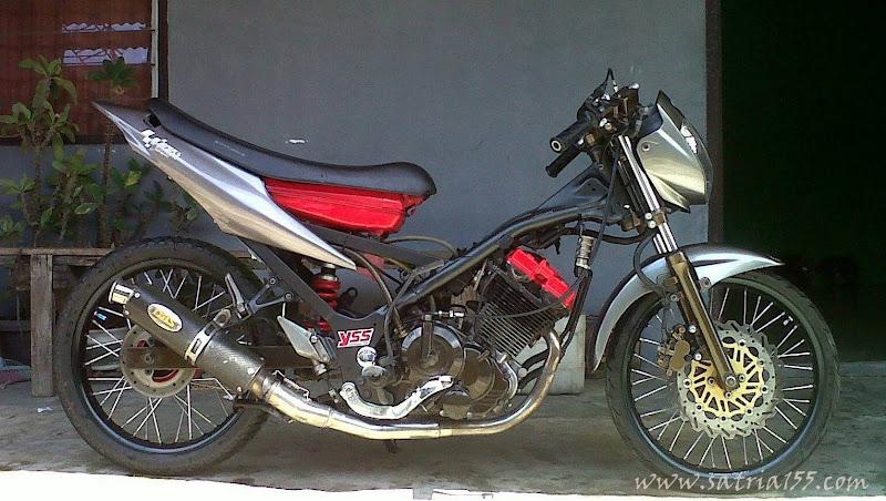 Modifikasi Motor Mx New 2013