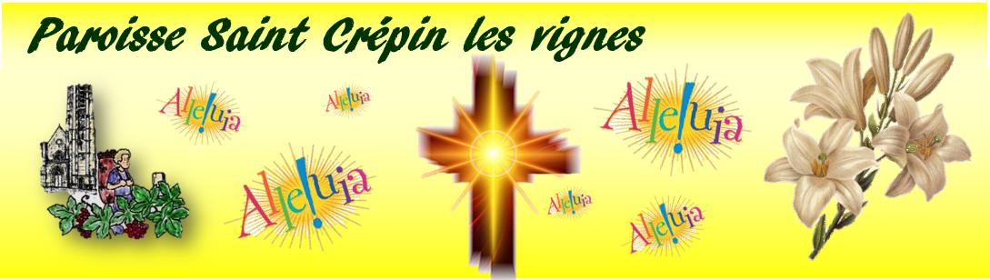 Paroisse Saint Crépin les Vignes