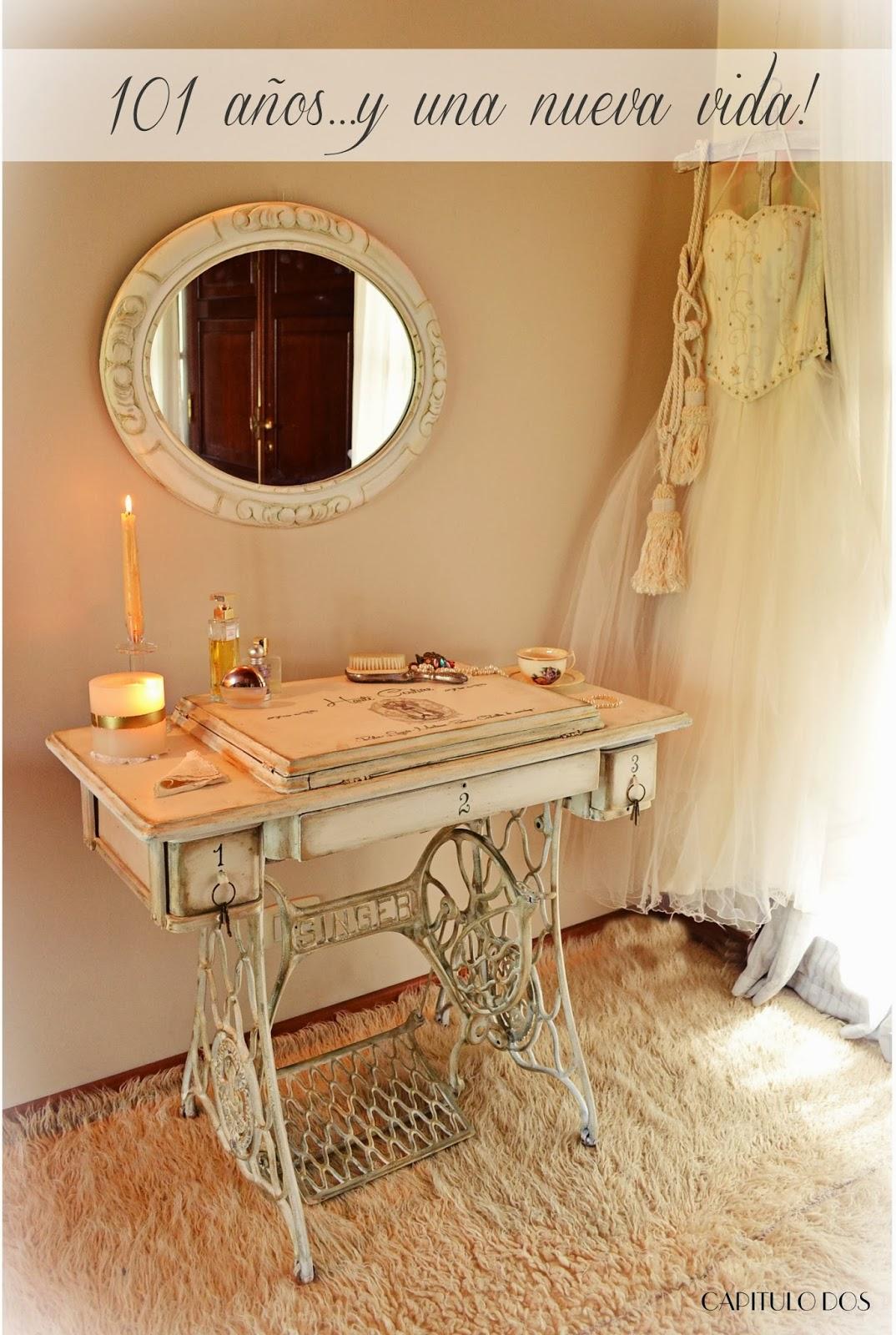 Capitulo dos hermosa a los 101 for Mueble organizador de costura
