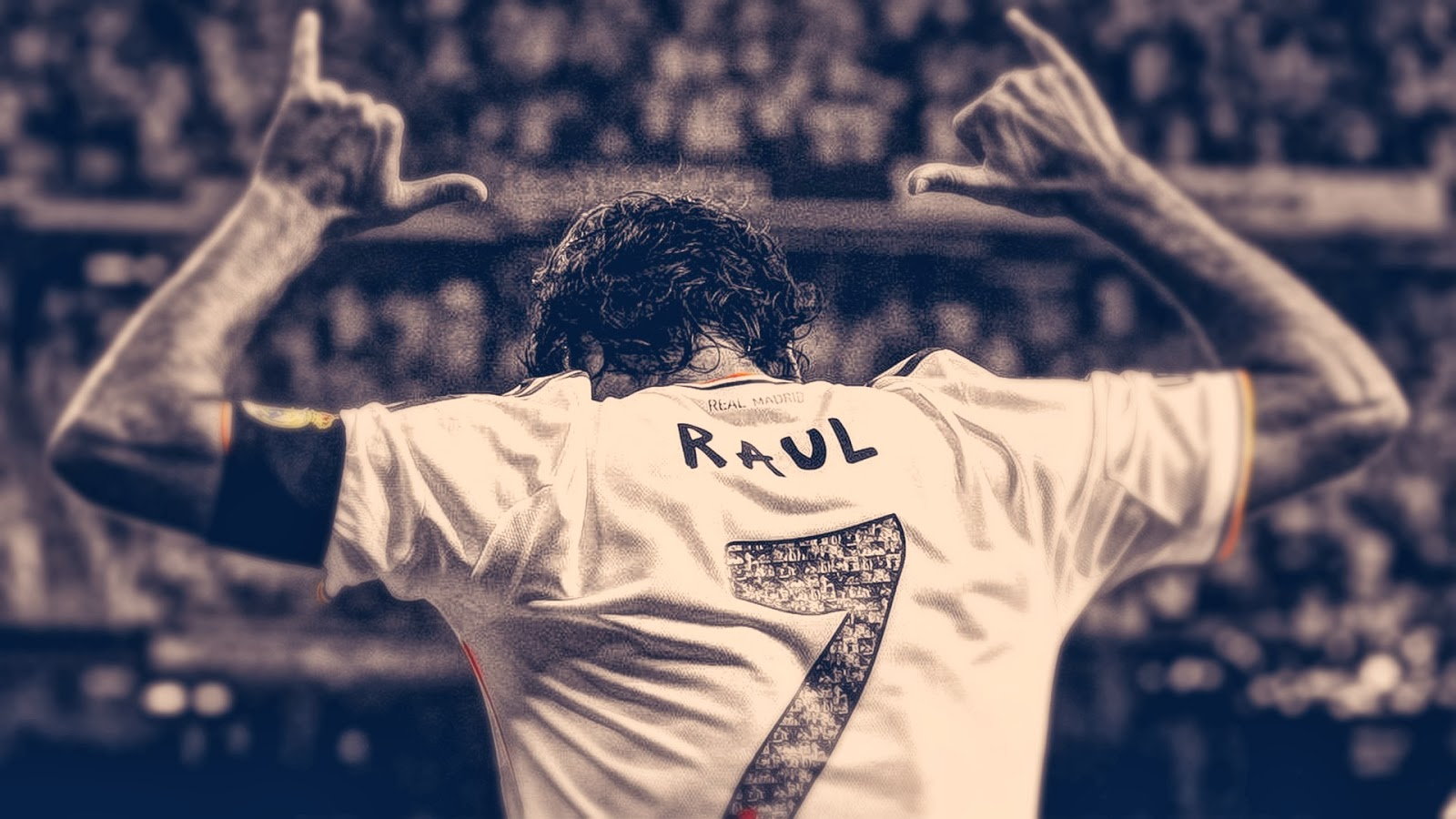 Raul gonzalez wallpaper 2013