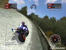 Game Balap Motor MotoGP 3 Ultimate (Free Download Game PC PS 2)