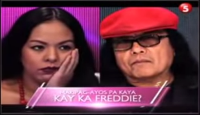Watch Maegan Aguilar on TV5 in Face the People Episode July 7, 2014