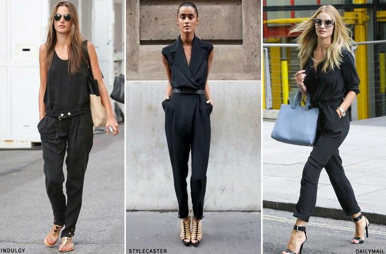Five Of The Best Black Jumpsuits On The High Street Karen Barlow