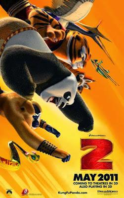Kung Fu Panda 2 [2011] [DvdRip] [Latino]
