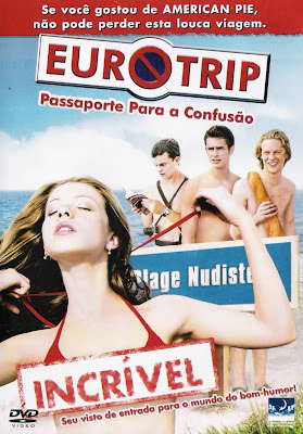 Eurotrip: Passaporte Para a Confusão - DVDRip Dublado