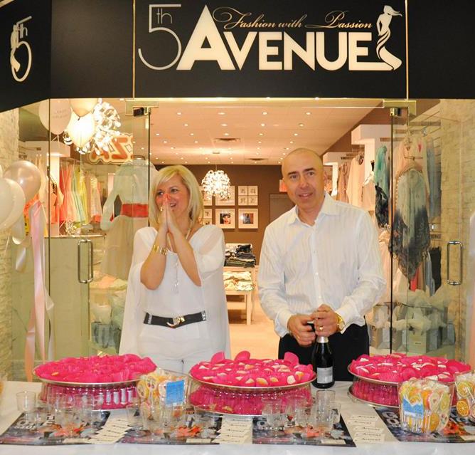 Wielkie otwarcie 5th Avenue