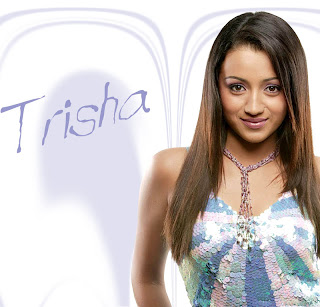 Actress Trisha Krishnan Hairstyle Pictures - Hairstyle Ideas for Girls