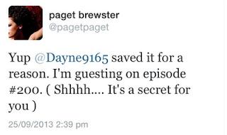 Criminal Minds - Season 9 - Casting News - Paget returning for 200th episode?
