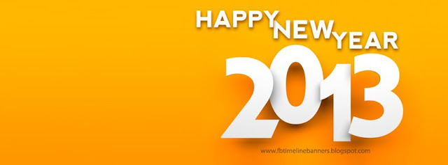 Happy 2013 Timeline Cover