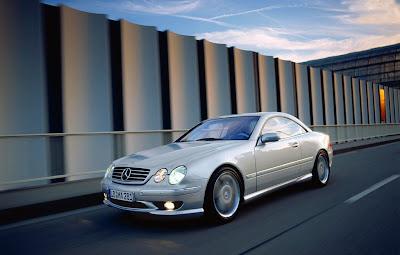 Mercedes Sports Car Convertible