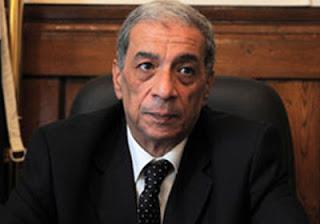 Prosecutor General Hisham Barakat.