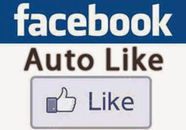 Code Auto Like tu dong status Facebook