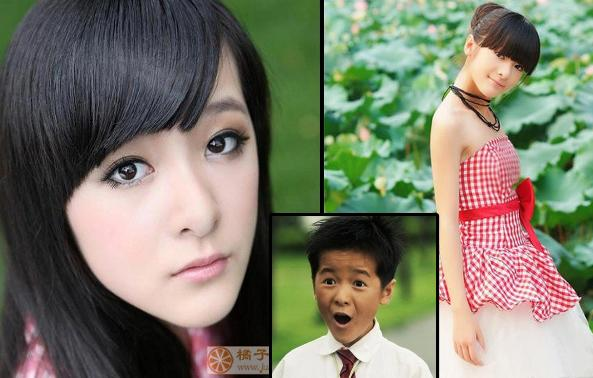Jiao Xu cj7 kids actress