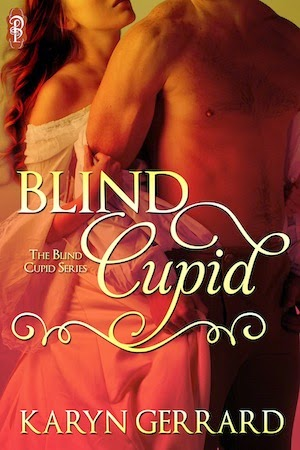 COMING SOON! Blind Cupid (three stories in print!)