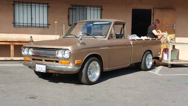 1971 Datsun Mini-Truck with Rotary Engine Swap - Keep Cars ...