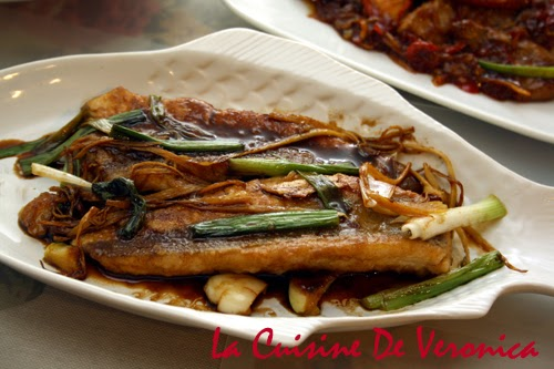 香煎角魚柳, La Cuisine De Veronica, V女廚房, Mrs.T, 角魚