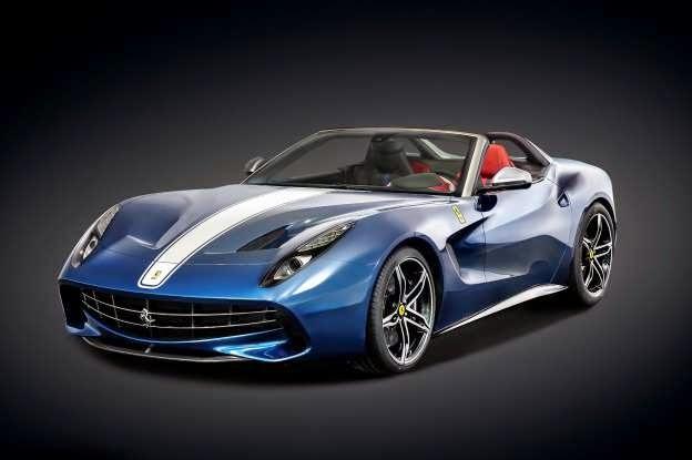 Ferrari Introduces F60 America to Celebrate U.S. Anniversary