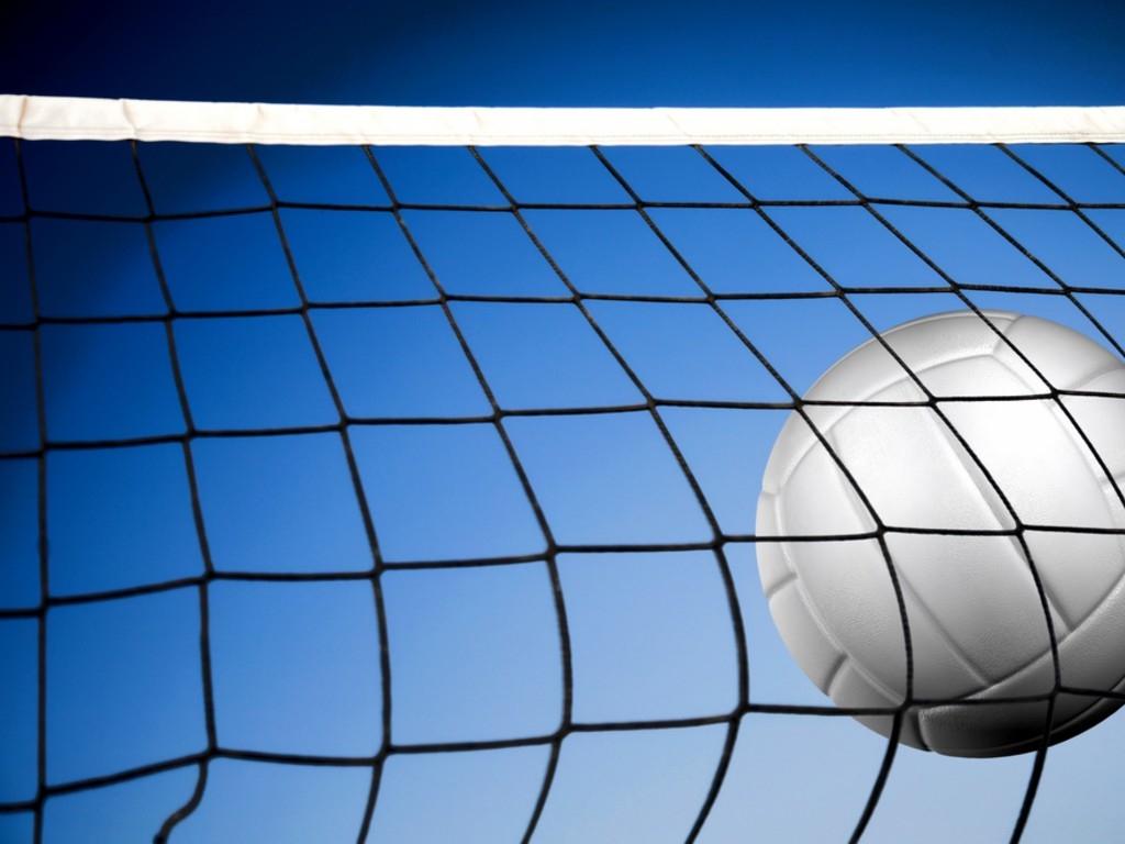 volleyball net height