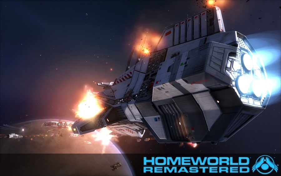 Homeworld Remastered Collection Download Poster