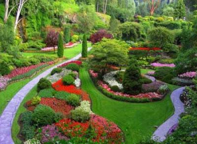jardin con feng shui