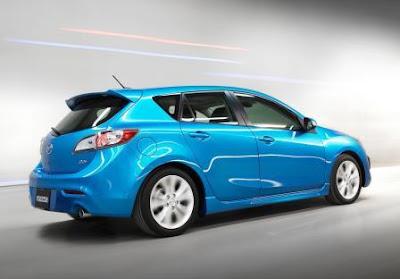 2011 Mazda 3 Hatchback Cars Zones