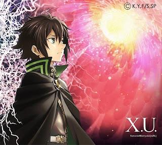 X.U. by SawanoHiroyuki[nZk]:Gemie